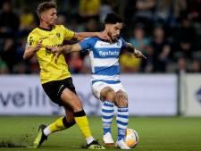 De Graafschap koerst op nacompetitie af na harde nederlaag bij VVV-Venlo