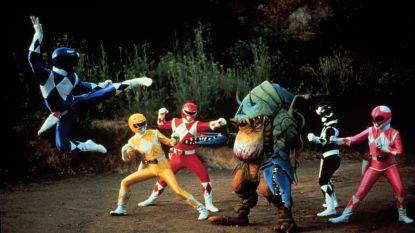 Hasbro neemt de Power Rangers over