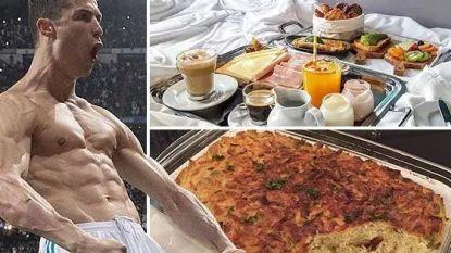 Geregeld zes maaltijden per dag, copieus ontbijt en dol op vis: het 'dieet' dat Ronaldo aan de top houdt