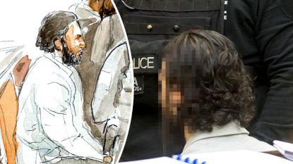 Dag 1 proces-Abdeslam: OM vraagt maximumstraf van 20 jaar, Abdeslam weigert vragen te beantwoorden