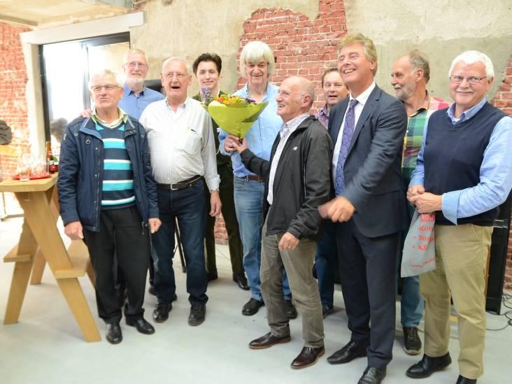 Monumentenprijs in Oisterwijk is voor de vrijwilligers achter de stoommachine van KVL