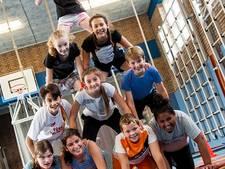 Silvester-Bernadette uit Helmond in race sportiefste school