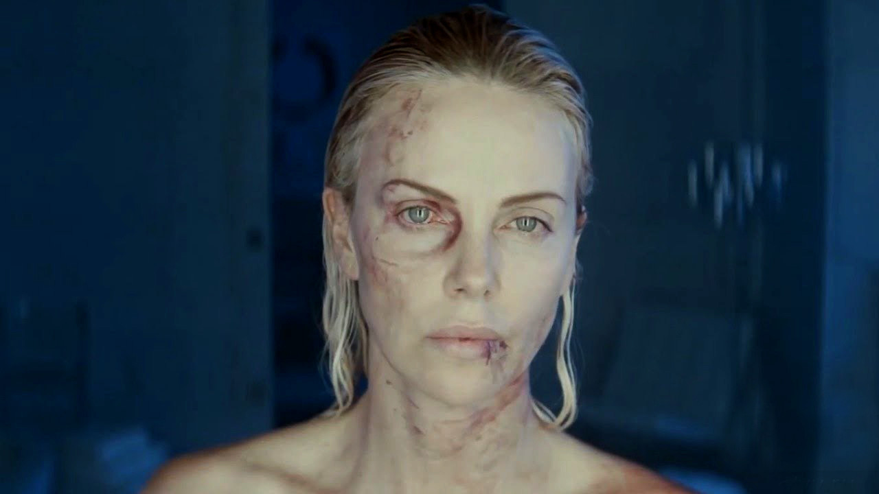 Charlize Theron gaat over grenzen heen | Foto | AD.nl Charlize Theron