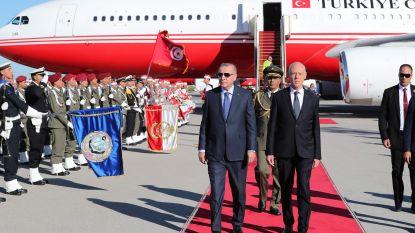 Erdogan brengt verrassingsbezoek aan Tunesië: mogelijke staakt-het-vuren in Libië in de maak