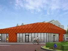 Bouw paviljoen voor drie winkels op het Plein Vlijmen start half mei
