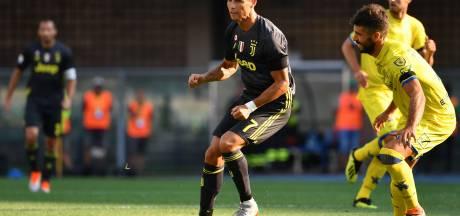 Invaller voorkomt diep in blessuretijd mislukt debuut Ronaldo