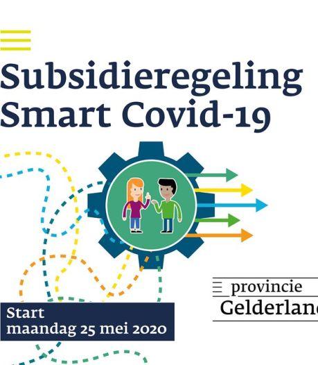 Stormloop op corona-subsidie Provincie Gelderland: maximaal aantal aanvragen binnen een week bereikt