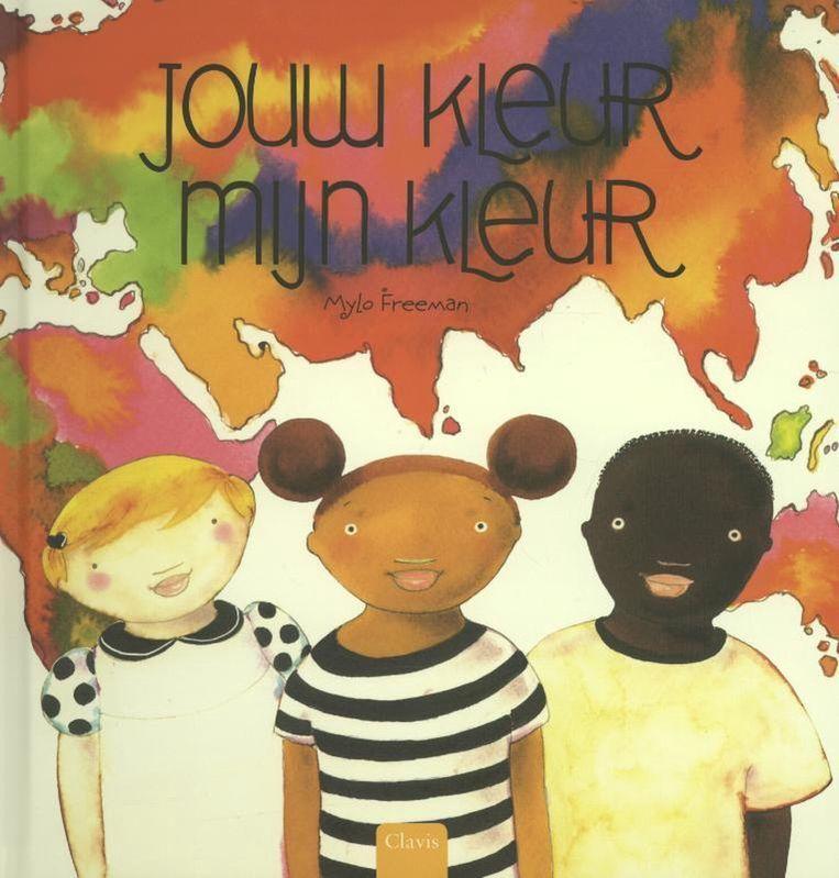 Kinderboek Mylo Freeman: Jouw kleur mijn kleur Beeld
