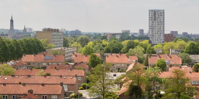 Bewoners van de wijk Liendert stellen dat een 60 meter hoge toren hun woongenot zal aantasten.