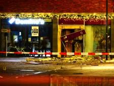 Ravage na plofkraak op pinautomaat: schok van de klap in heel Enschede-Zuid gehoord
