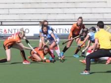 Hockeyster Van Nieuwamerongen verruilt Oranje-Rood voor Push