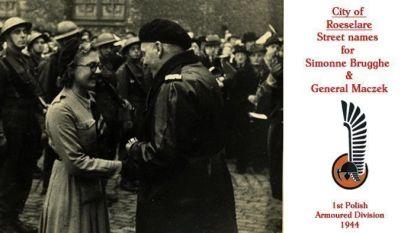 Vaderlandslievende verenigingen willen verzetsheldin Simonne Brugghe eren met eigen straatnaam