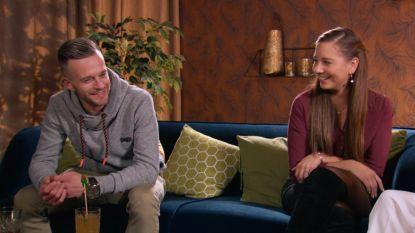 """VIDEO. Is er hoop voor Timtation en zijn Deborah? """"Hij moet tussen de 500 à 700 keer aan mijn deur staan voor het terug goedkomt"""""""
