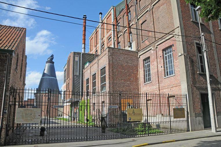 Brouwerij Rodenbach in Roeselare.