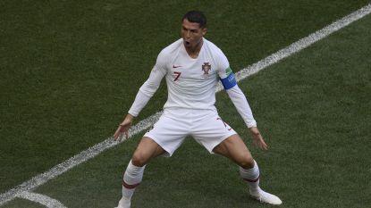 Ronaldo stuurt moedig, maar inefficiënt Marokko definitief naar huis