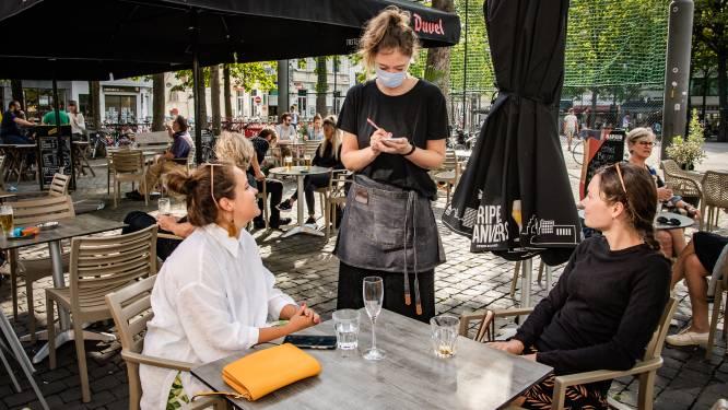 Nog geen 10 procent besmettingen in horeca in Zuid-West-Vlaanderen, lokaal team voor contactopsporing en brononderzoek breidt fors uit