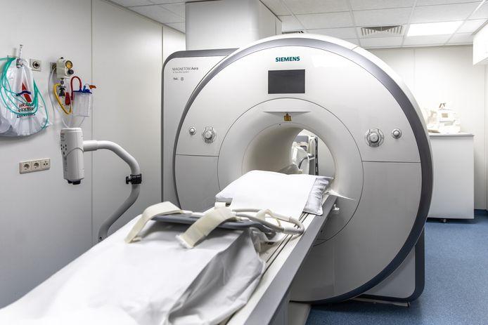 Een MRI-scanner kan gebruikt worden om prostaatkanker op te sporen.