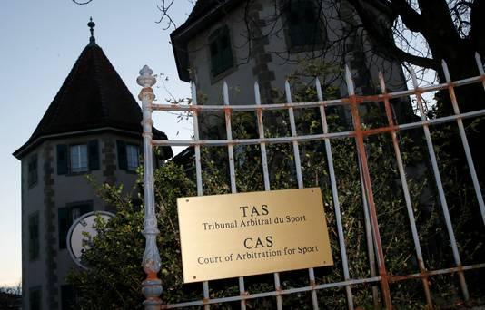 Het CAS in Lausanne.