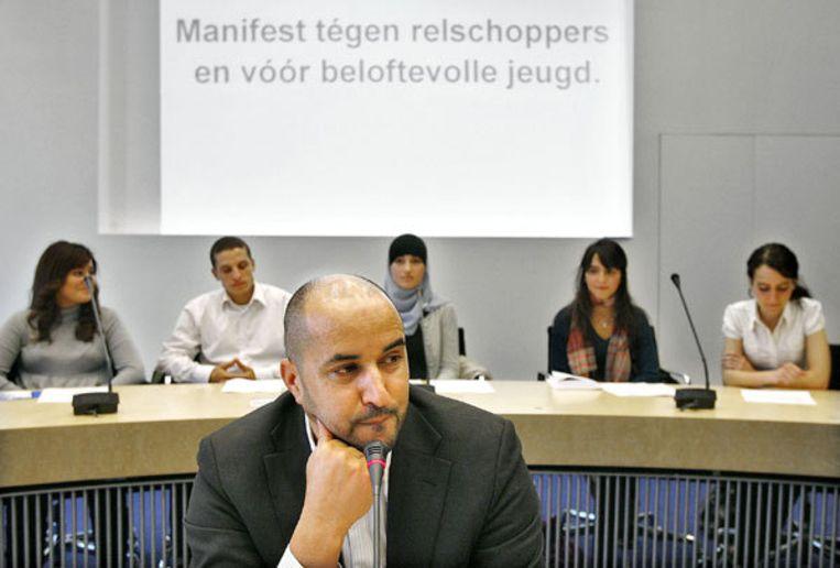 Cohen vindt, met Marcouch, dat uitzetting als uiterst middel mogelijk moet zijn. Foto ANP Beeld