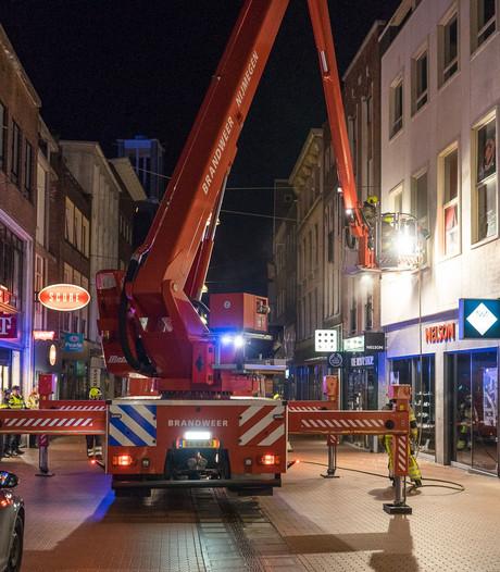 Man aangehouden voor brandstichting in Nijmegen