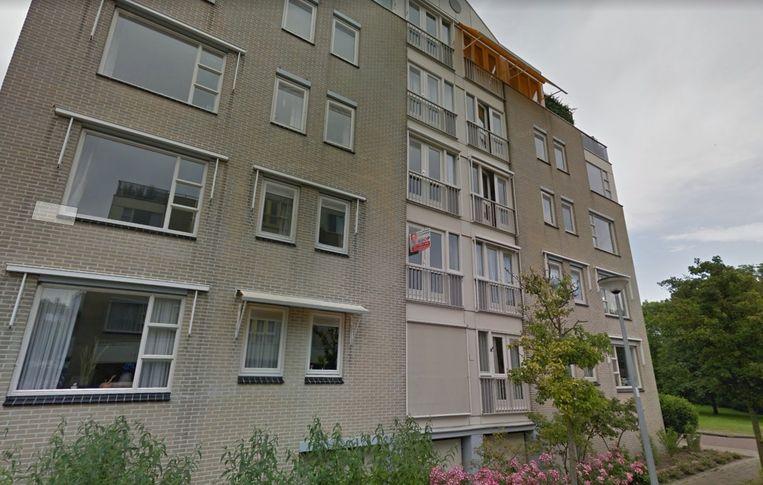 Een van de weinige koophuizen onder de vijf ton in Bloemendaal. Beeld Google Street View