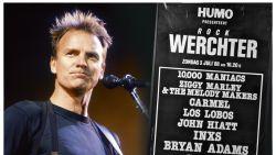 BEST OF WERCHTER. De 20 meest memorabele concerten, deel 1: hoe Sting het einde betekende van flesjes op festivals