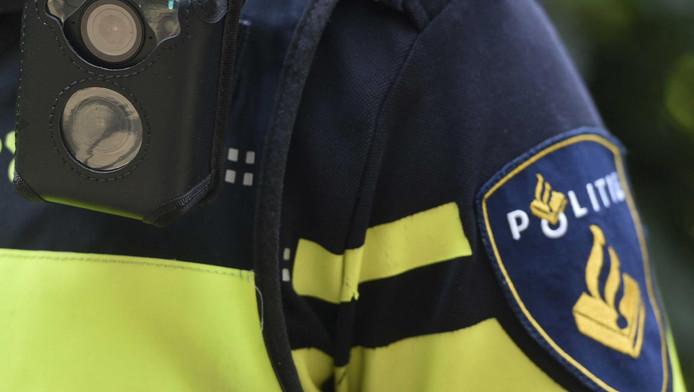 De politie kon een 24-jarige verdachte aanhouden