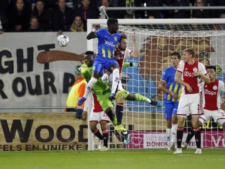 Dapper RKC laat niet met zich spotten: 'We konden het Ajax heel lastig maken'