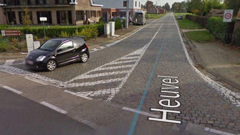 ARCHIEF (Gaat niet om auto op de foto) – In deze straat werd de chauffeur geflitst en aan de kant gezet.
