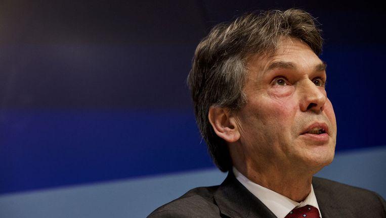 Dick Schoof, Nationaal Coördinator Terrorismebestrijding en Veiligheid. Beeld anp
