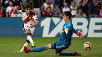 """""""De enige positie waar Real geen versterking hoeft"""": Courtois scoort punten hoewel hij bij zijn debuut onder Zidane de boot ingaat"""