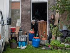 Kamper paupervilla met vertraging ontruimd: 'Ik word er behoorlijk gallisch van'