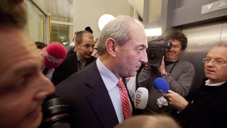 PvdA-fractievoorzitter Job Cohen. Beeld anp
