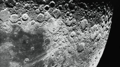 """""""De maan werd waarschijnlijk ooit bewoond door aliens"""""""