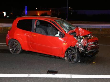 Weg weer vrij na ongeval op A58 tussen Oirschot en Moergestel, meerdere mensen gewond