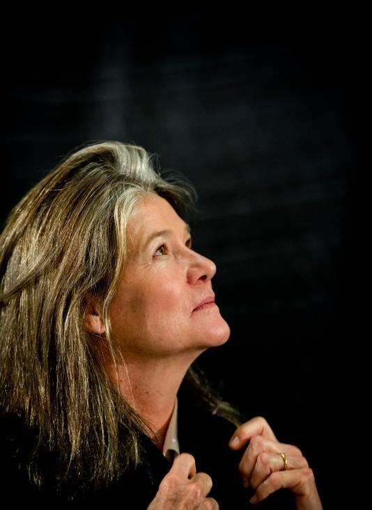 Bestuursvoorzitter Charlene de Carvalho van Heineken.