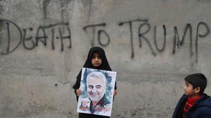 RECONSTRUCTIE. Hoe de VS zorgvuldig de moord op generaal Soleimani planden