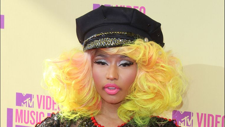 Rapster Nicki Minaj