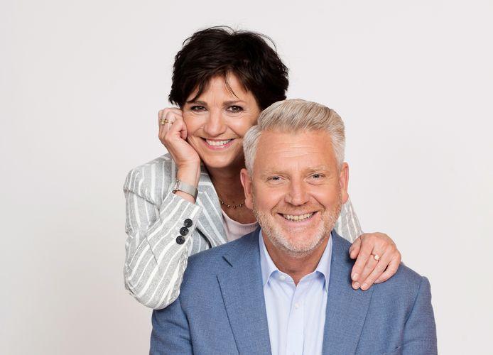 Martine van Os en Sybrand Niessen