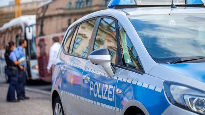 Duitse politie massaal uitgerukt voor gewapende man, geen link met Straatsburg