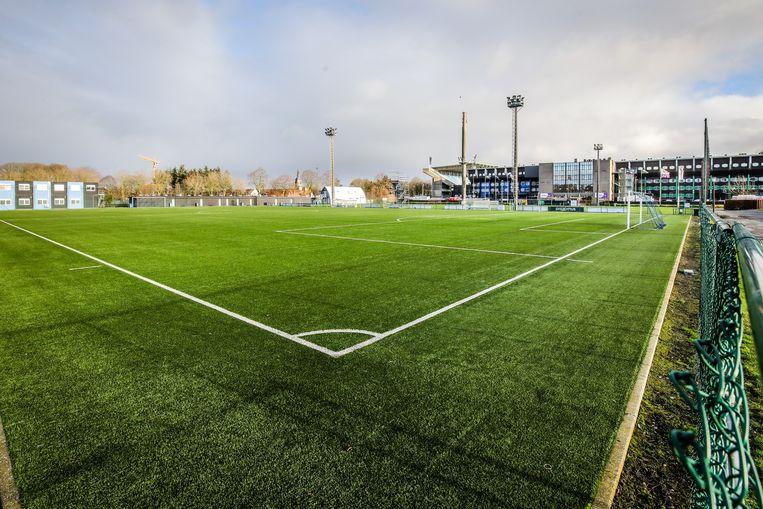 Er komt een nieuw stadion op de oefenterreinen van Club Brugge.