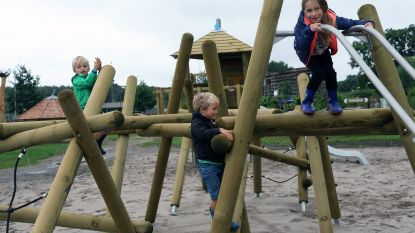 Herselt heeft met 'Klein Rome' een nieuwe speeltuin voor de kinderen
