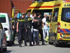 Broers van in ziekenhuis neergestoken vrouw: 'Man had huisverbod na woede-uitbarsting'