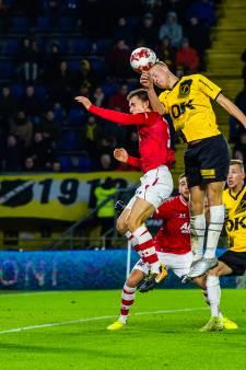 Van Hecke denkt dat zijn fanclub een prima avond had: 'Voor de tweede keer een overwinning'