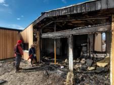 Brand in houten seniorenwoning: 'Niemand hoeft bang te zijn'