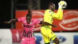 Charleroi lijdt eerste puntenverlies bij hekkensluiter Moeskroen