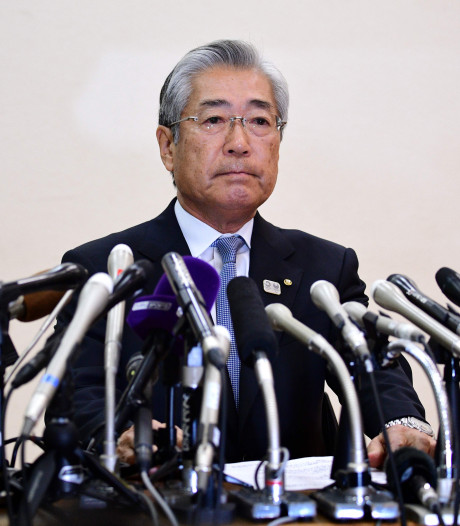 Olympische baas Japan blijft omkoopschandaal ontkennen