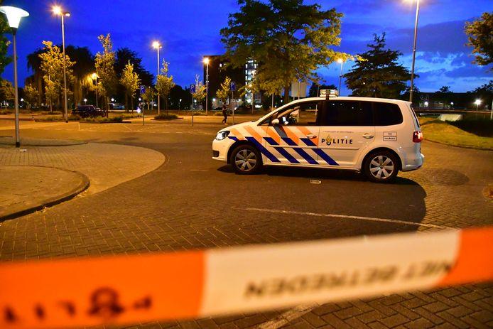Een getuige ter plekke zegt een ambulance leeg te hebben zien wegrijden vanaf het parkeerterrein.