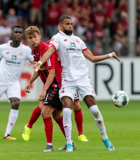 Schouder St. Juste opnieuw uit de kom bij debuut voor Mainz