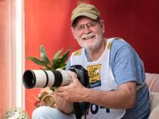 Herman (63) uit Almelo fotografeert de wielerrondes